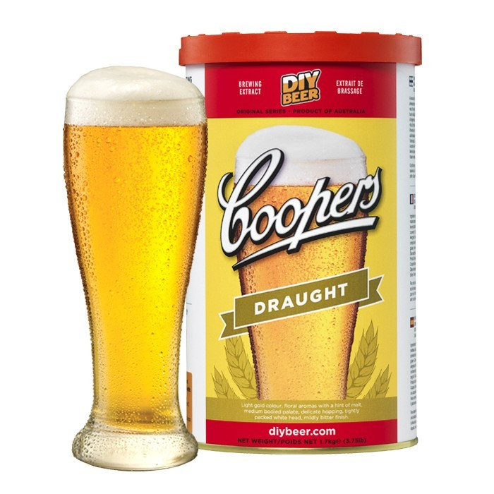 Coopers Draught Concentrate