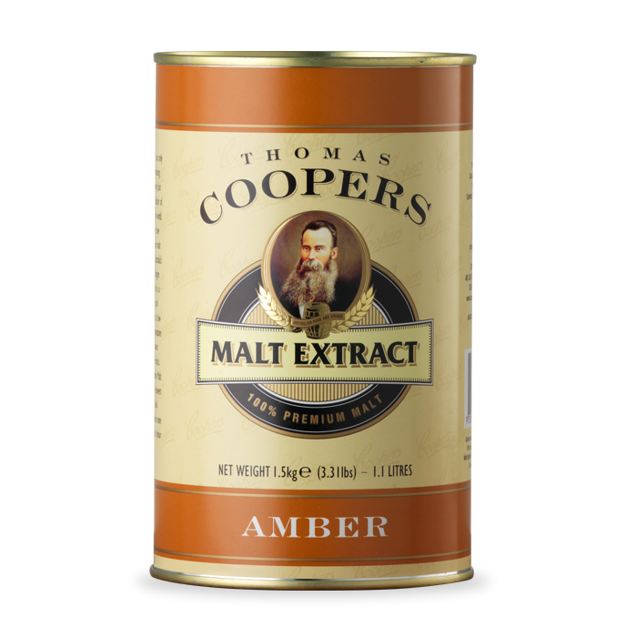 Thomas Coopers Amber Malt Extract