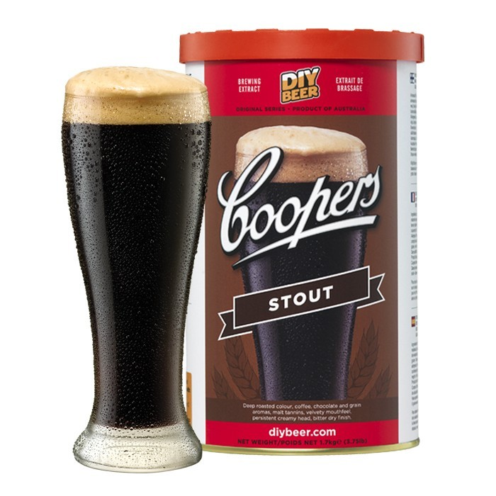 Coopers Stout Concentrate