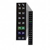 Stick-on Thermometer