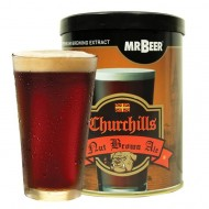 Churchills Nut Brown Ale