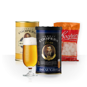 Coopers Traditional Draught Refill Pack